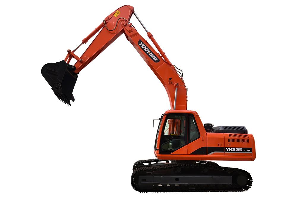 山东挖掘机的配件使用原则
